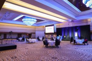 Hybrid Event Setup
