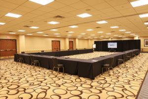 Glens Event Hybrid Meeting Setup