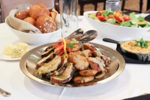 Kalamazoo Radisson Event Catering Meal