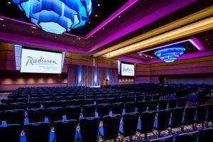 Arcadia Ballroom Event Setup